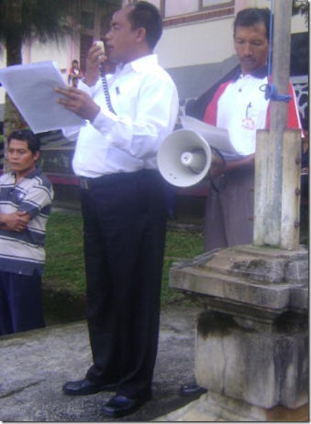 Pak Bos dan De Arsa